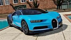 Bugatti Chiron Su Gta 5