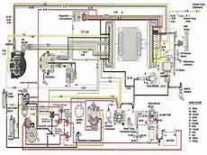 volvo marine alternator wiring diagram wiring
