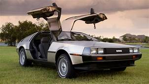 DeLorean DMC 12 Still Awesome 30 Years On Video  Roadshow