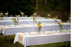 diy vintage backyard wedding by 2 3 photography
