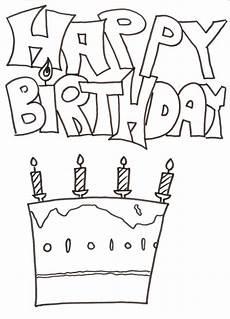 neu ausmalbilder happy birthday happy birthday birthday