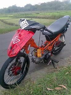 Modifikasi Motor Jupiter Z by Modifikasi Motor Yamaha Jupiter Z 150cc Oto Trendz