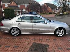 Mercedes W211 E55 Amg In Chepstow Monmouthshire Gumtree
