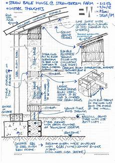 straw bale house planning permission straw bale house