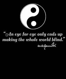 Malvorlagen Yin Yang Quotes Quot Gandhi Quote With Yin Yang Quot Poster By Loveanddefiance