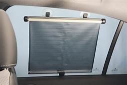 Clippasafe Roller Blinds Review  Sun Shades Tested Auto