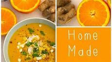 möhren orangen suppe m 246 hren orangen ingwer suppe ostern am landrand