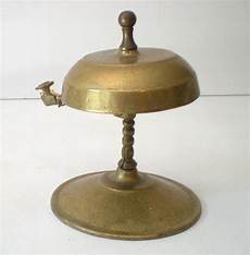 vintage möbel köln solid brass desk bell with knocker from californiagirls on ruby