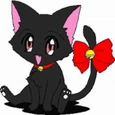 Gambar Kucing Kartun Sepertiga