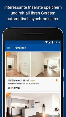 immoscout24 immobilien schweiz android apps auf play