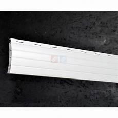 lame 44mm pvc blanc ou gris 160cm de 100 volet roulant