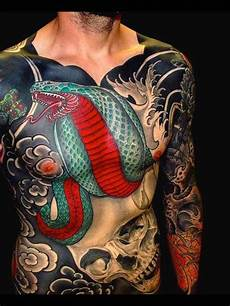 amazing and fascinating range of japanese tattoo designs