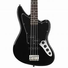 Squier Vintage Modified Jaguar Bass Special Black
