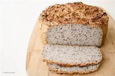Buchweizenbrot Glutenfrei Brot In 2019 Buchweizen Brot