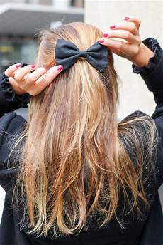 super easy ribbon hairstyles you are going to love top inspired