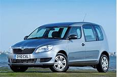skoda roomster mini mpv pictures carbuyer