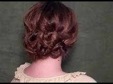 vintage bohemian updo the quick and easy way youtube