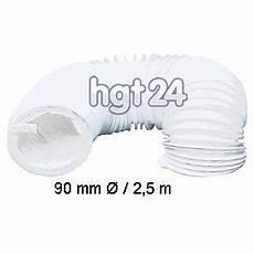 Trockner Ohne Abluftschlauch - abluftschlauch 90mm klimaanlage und heizung zu hause