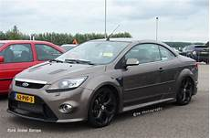 only one in the world ford focus rs mk2 in cc type