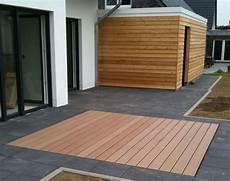 Wpc Terrassendielen Dielen Diele Deck Terrassen Holz Haus