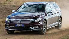 Volkswagen Passat Alltrack Wolfsburg Edition 2017 Review