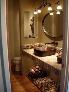 Ideas For Spa Like Bathroom by Spa Themed Bathroom Ideas Spa Powder Room Bathroom