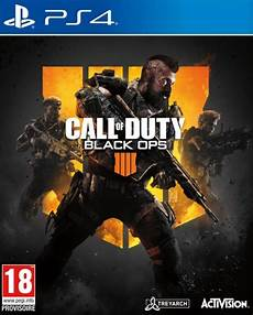 Call Of Duty Black Ops Iiii Sous Blister Ps4 Jeu