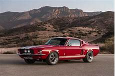 classic recreations ford mustang gt500cr first