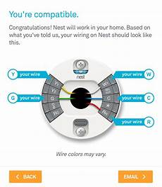 how to install the nest thermostat the craftsman blog