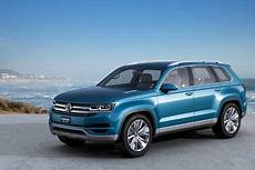 7 sitzer suv vw best 228 tigt crossblue produktion in usa