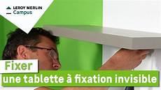 tablette murale fixation invisible id 233 es de d 233 coration
