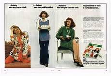 catalogue la redoute gratuit d 233 tails sur publicit 233 advertising 1974 2 pages le