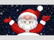 Fotos von Neujahr Freude Mütze Weihnachtsmann Brille