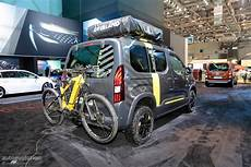 4x4 Concept Keeps The 2018 Peugeot Rifter Company In