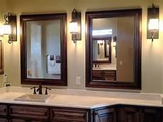 bathroom mirror wood bathroom interior framed mirror large mirrors frames wood