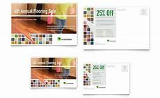 post card template for publisher carpet hardwood flooring postcard template word