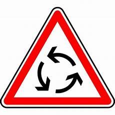 route sens panneau type routier carrefour 224 sens giratoire ref ab25