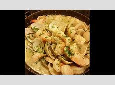 clams and shrimp_image