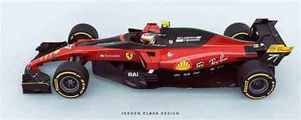 Ferrari SF18H F1 2018  Concept Cars Car