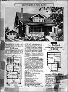 sears roebuck house plans sears roebuck kit house the bedford craftsman house