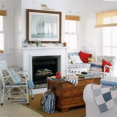 nautical living room white living room ideas ideal home