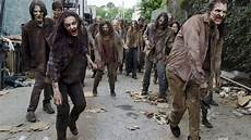 Walking Dead - this major walking dead just joined a new show so
