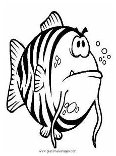 verschiedene fische 64 gratis malvorlage in fische tiere