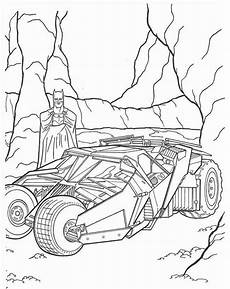 batmobil malvorlage coloring and malvorlagan