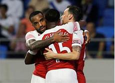 arsenal 3 2 al nasr report gunners impress in dubai friendly victory mirror online