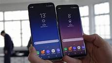 Vergleich S8 Und S8 Plus - samsung nutzt f 252 r galaxy s8 werbung geklautes windows bild