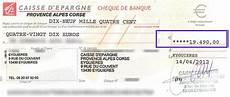 comment reconnaitre un faux cheque de banque