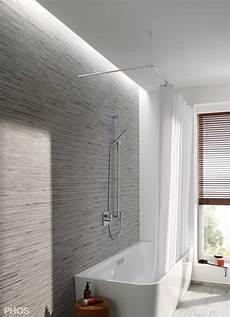 Duschvorhangstange Aus Edelstahl F 252 R Badewanne Dusche