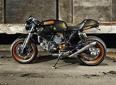 Modif Motor Sport Paling Keren by Modifikasi Motor Ducati Sport Cafe Racer Terbaru Modif