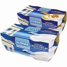 Griechischer Joghurt Kalorien - elinas griechisches joghurt 1 49 angebot